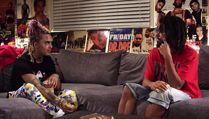 J. Cole Interviews Lil Pump [VIDEO]