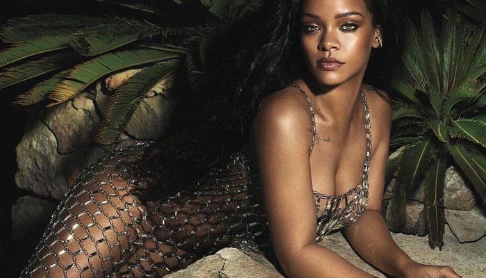 Rihanna Covers Vogue Magazine Talks Drake, Lingerie Line & More [VIDEO]