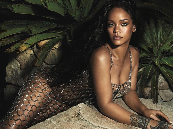 Rihanna Covers Vogue Magazine Talks Drake, Lingerie Line & More [VIDEO]