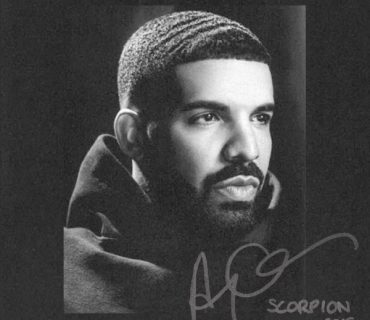 "Album Artwork: Drake – ""Scorpion"""