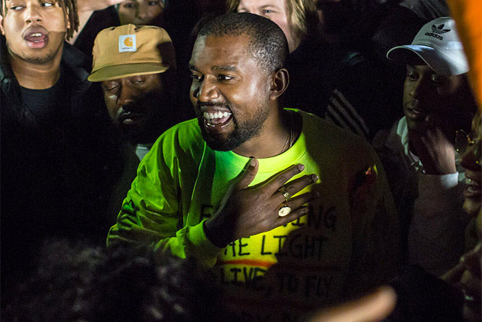 "After the TMZ Interview, Kanye West Said He Redid the Entire ""ye"" Album [VIDEO]"