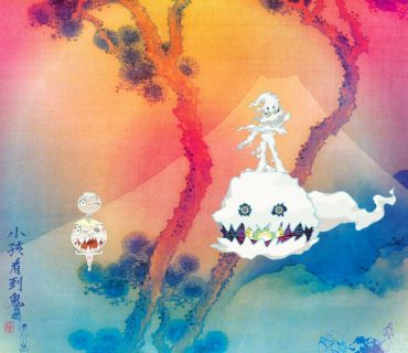 "Album Stream – Kanye West & Kid Cudi – ""Kids See Ghosts"""