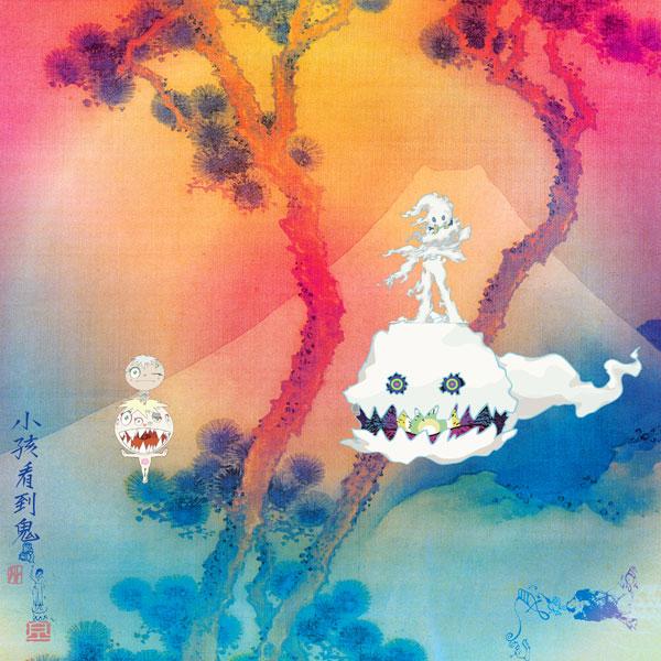 """Album Stream – Kanye West & Kid Cudi – """"Kids See Ghosts"""""""