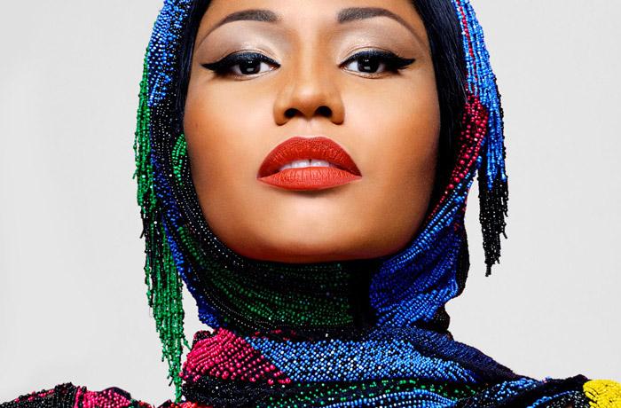 Photos: Nicki Minaj Covers ELLE Magazine's July 2018 Issue