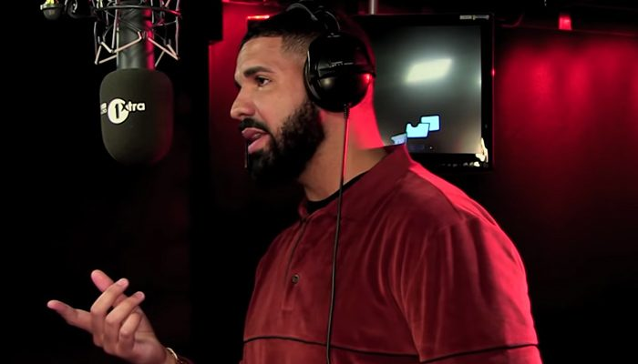 """Drake Release """"Fire in the Booth"""" Freestyle [VIDEO]"""