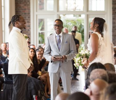 Photos: Pusha-T Marries Longtime Girlfriend Virginia Williams [VIDEO]