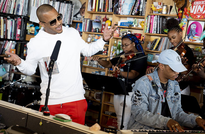 "T.I. Performs Some of His Classics at NPR's ""Tiny Desk Series"" [VIDEO]"