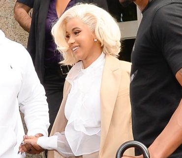 Cardi B Released from Jail After Alleged Strip Club Fight [VIDEO]