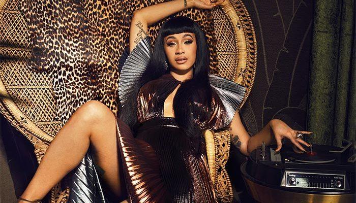 Cardi B. Opens Up About Run in with Nicki Minaj for W Magazine