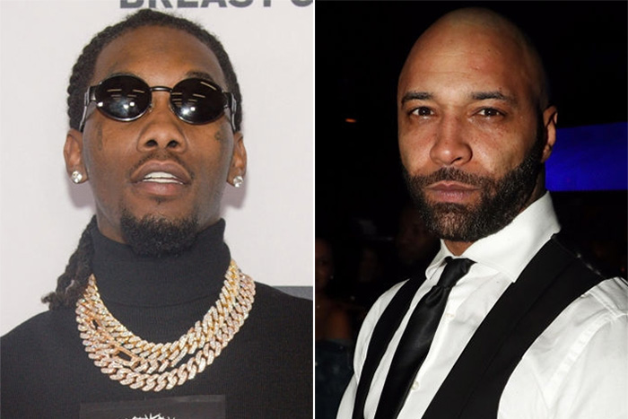 Offset Goes in on Joe Budden About His Comments on Cardi B. [VIDEO]