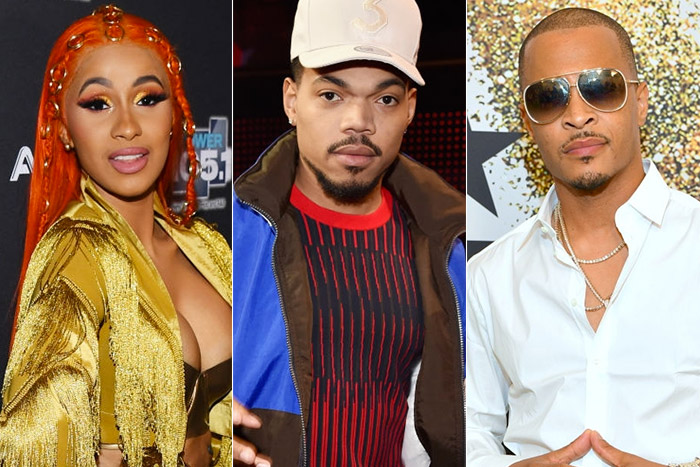 Cardi B, Chance the Rapper & T.I. Set to Judge New Netflix Competition Show [VIDEO]