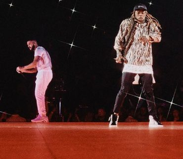 Drake Brings Out Lil Wayne in Miami [VIDEO]