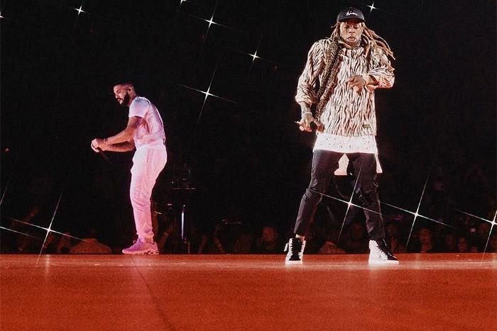Drake Brings Out Lil Wayne in Miami [VIDEO]