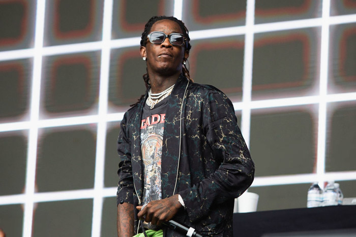 Young Thug Released From Jail [VIDEO]