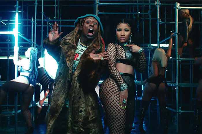 "Nicki Minaj Feat. Lil Wayne – ""Good Form"" [NEW VIDEO]"