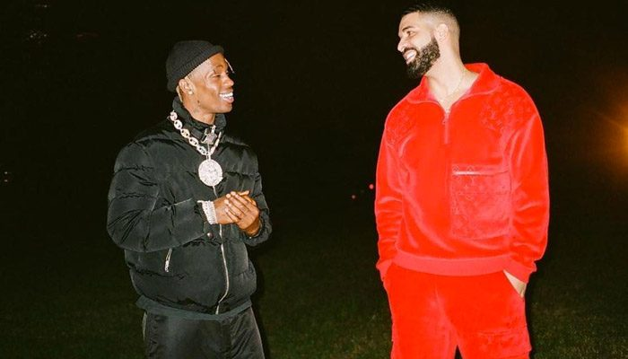 "Travis Scott's ""Sickomode"" with Drake Goes #1"