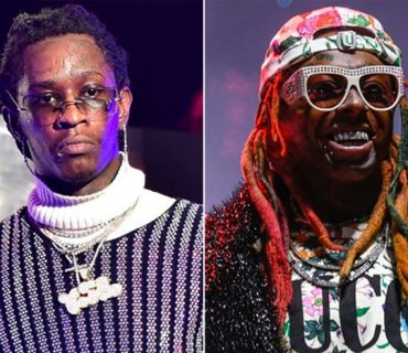 "Young Thug Says Lil Wayne is Suing Him Over ""Barter 7"" [VIDEO]"