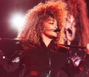 Janet Jackson Announces Las Vegas Residency