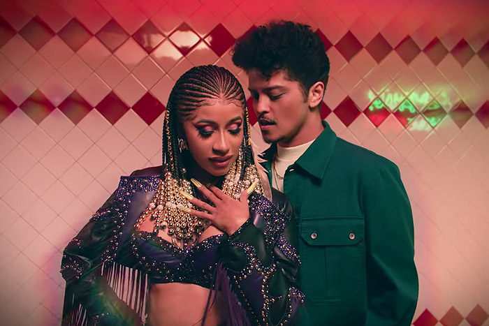 "Cardi B Feat. Bruno Mars – ""Please Me"" [NEW VIDEO]"