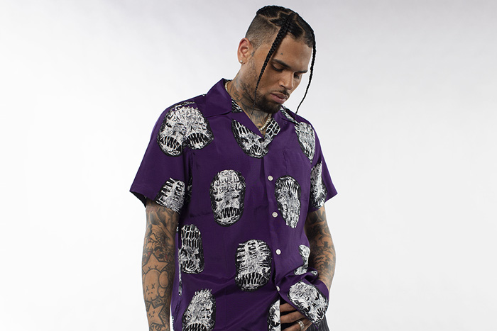 Chris Brown's New Album 'Indigo' Debuts at #1