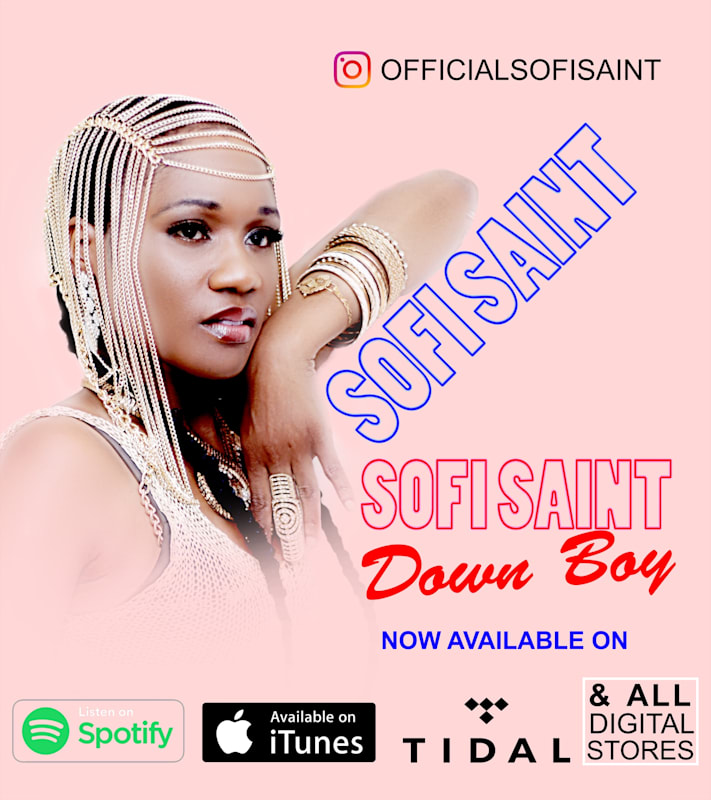 "Sponsored Post: Sofi Saint – ""Down Boy"" [VIDEO]"