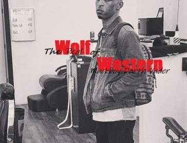 "Sponsored Post: Mackboy Darth Vader – ""The Real Wolf of Western"" [Mixtape Download]"