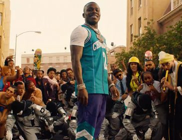 "DaBaby – ""Bop On Broadway"" [NEW VIDEO]"