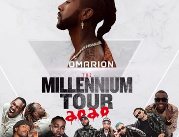 "Omarion & Bow Wow Announce ""The Millenium Tour 2020"""