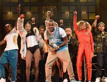 """DaBaby Performed """"Bop"""" On SNL [VIDEO]"""