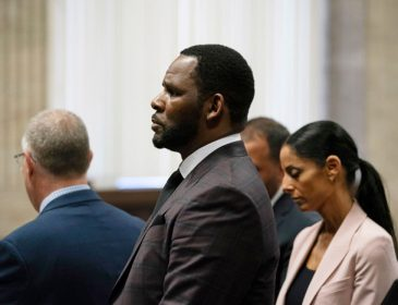 R. Kelly is Being Charged With Bribing an Official to Marry Aaliyah