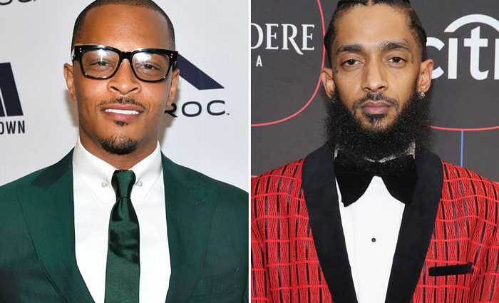 T.I. & Others Defend Nipsey Hussle's Legendary Status [VIDEO]