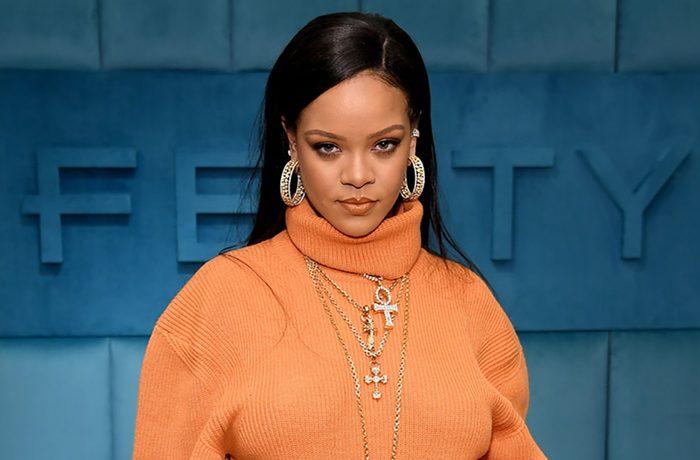 """Rihanna Talks The """"R9"""" Delays [VIDEO]"""