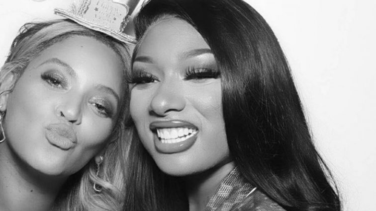 "Megan Thee Stallion & Beyonce's ""Savage Remix"" Surges to No. 1"