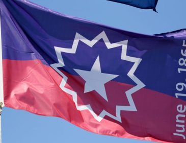 Breaking Down The Juneteenth Flag