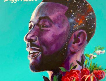 """Stream Album: John Legend – """"Bigger Love"""""""