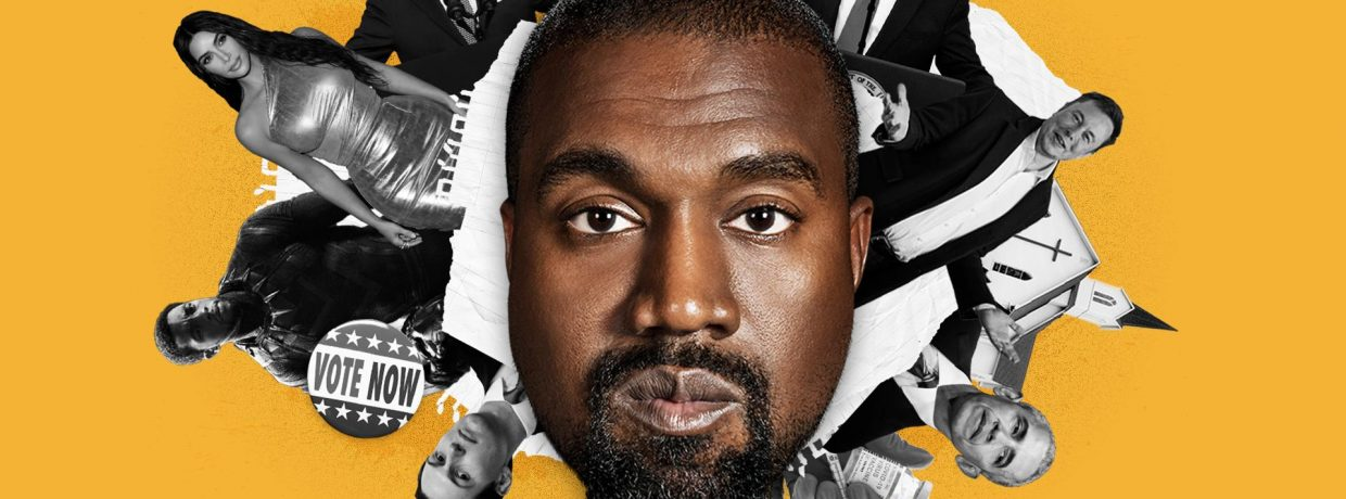 Kanye West Talks To Forbes About His Presidential Plans