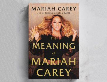 Mariah Carey Set to Release Her Memoir