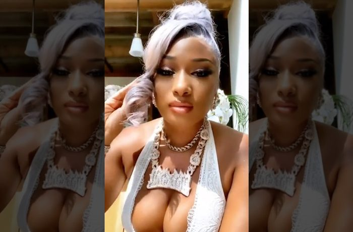 Megan Thee Stallion Takes to IG Live to Discuss the Shooting Incident