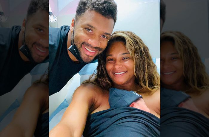 Ciara and Russell Wilson Welcome Their Baby Boy 'Win Harrison Wilson'