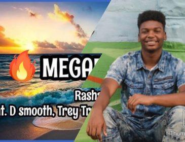 "Sponsored Post: Rashad Feat. D Smooth. Trey Trend$etta & Brando Bandz – ""Megamind"""