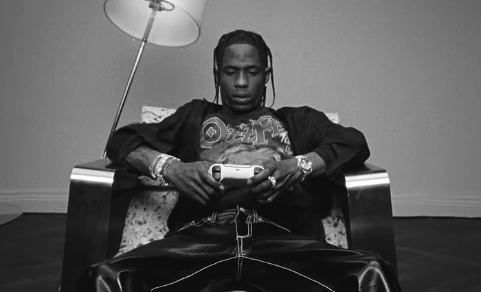 Travis Scott Announces Partnership With Playstation [VIDEO]